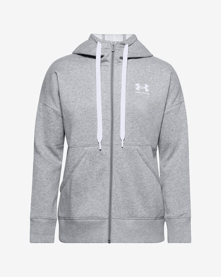 Under Armour Rival Fleece Full Zip Sweatshirt