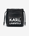 Karl Lagerfeld K/Soho Graffiti Small Handbag