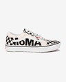 Vans Vans x MoMA ComfyCush Old Skool Sneakers
