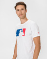 New Era MLB APP Generic Logo Optic T-shirt