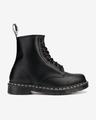 Dr. Martens 1460 Contrast Stitch Smooth Leather Ankle boots