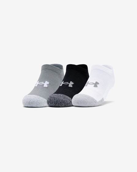 Under Armour 3-pack Kinder Sokken