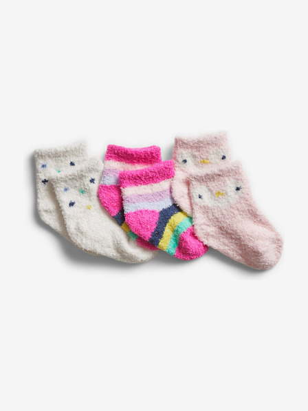 GAP Socks 3 pcs kids
