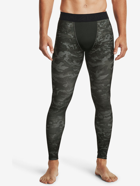 Under Armour ColdGear® Armour Print Leggings