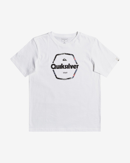 Quiksilver Hard Wired Kids T-shirt