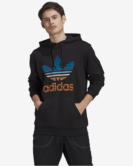 adidas Originals Trefoil Wam-Up Sweatshirt