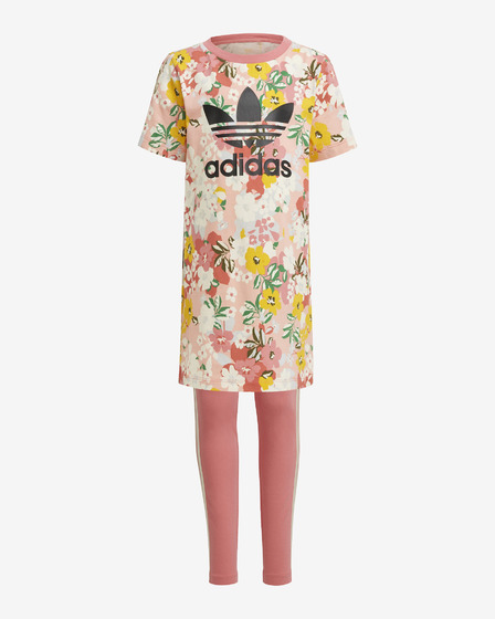 adidas Originals London Floral kids Set