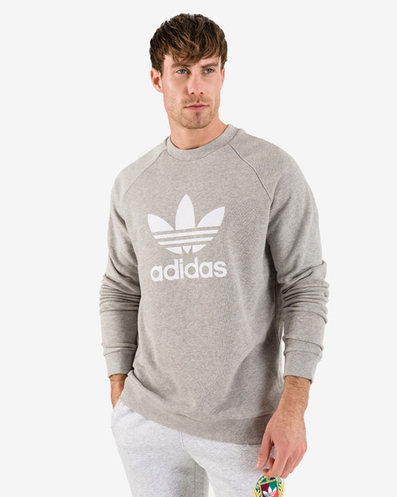 adidas Originals Trefoil Warm-Up Crew Sweatveste