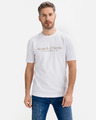 Scotch & Soda Logo Artwork T-shirt