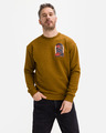 Scotch & Soda Artwork Sweatshirt