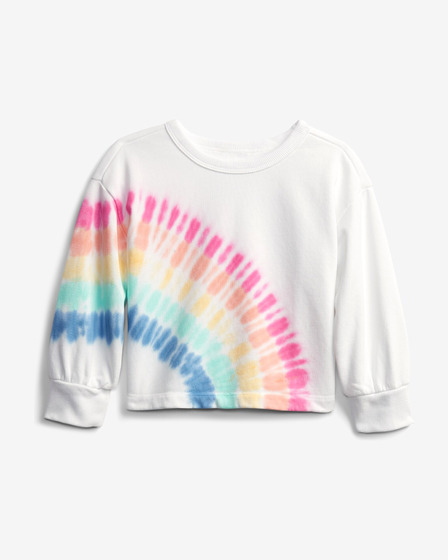 GAP Tie-Dye Kids Sweatshirt