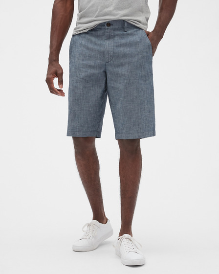 "GAP 10"" Chambray Shorts"