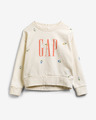 GAP Wedge Crew Kids Sweatshirt