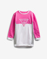 Guess Triangle Logo Kids Dress