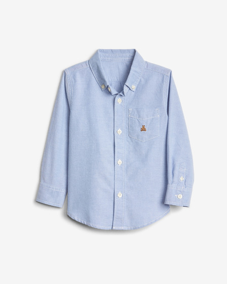 GAP Oxford Button-Down Kids Shirt