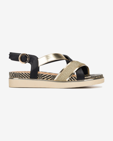 Wrangler Twist Karen Cross Sandals