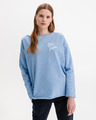 JUVIA Trés Bien Fleece Sweatshirt