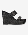 Steve Madden Sunflower Wedges