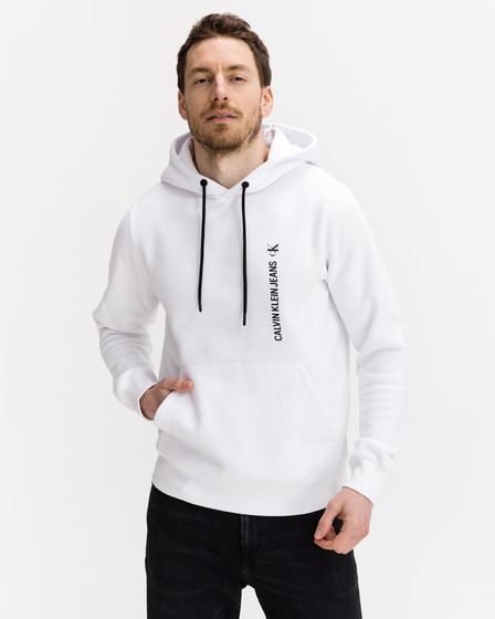 Calvin Klein Graphic Back Logo Sweatshirt