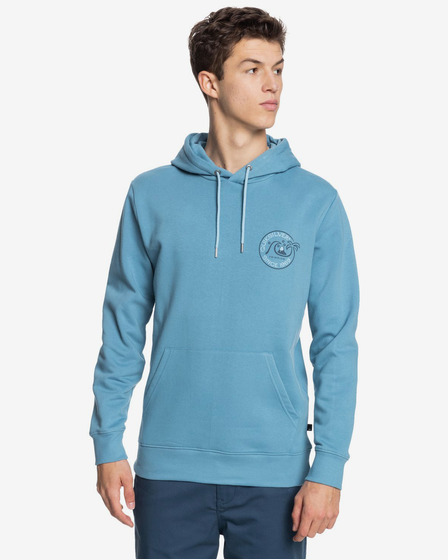 Quiksilver Into The Wide Sweatshirt