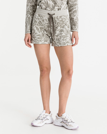 JUVIA Devoré Jungle Shorts